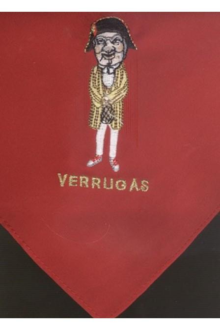 TRIANGULO 35 X 35 VERRUGAS