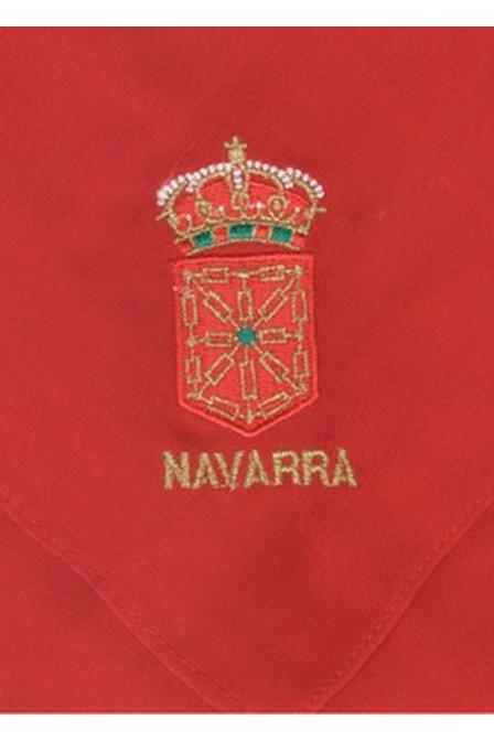 PAÑUELO 40 X 40 NAVARRA