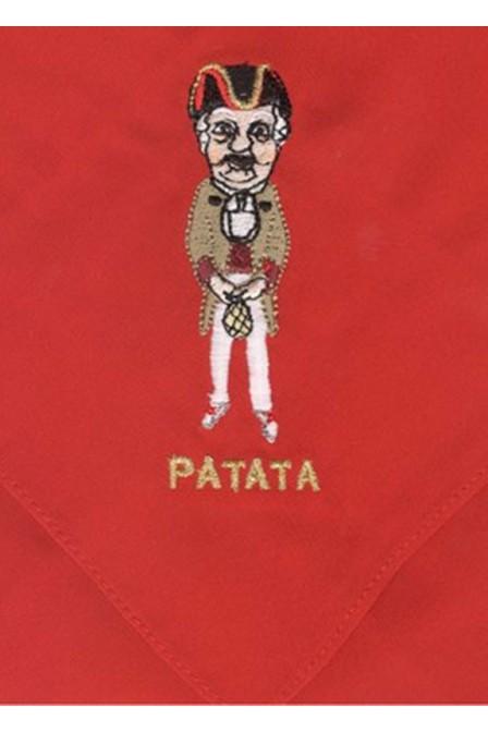 PAÑUELO 40 X 40 PATATA