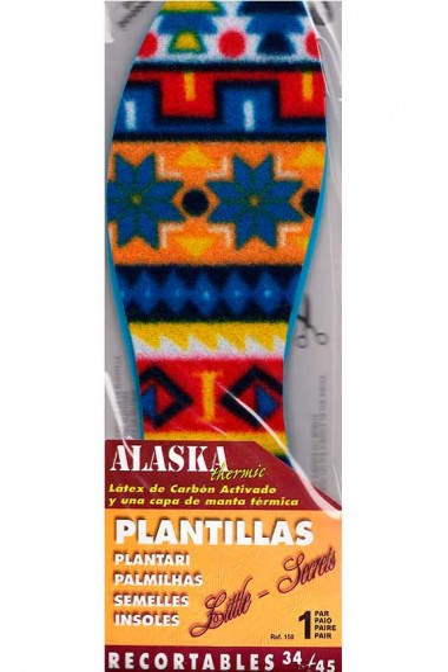 MARIOLA PLANTILLAS ALASKA